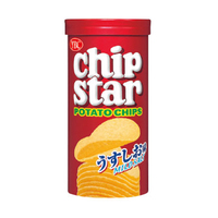 Chip Star Lightly Salted うすしお味 50g
