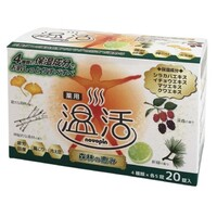 Bath Tablets Onkatsu -Forest Mix- 20pc